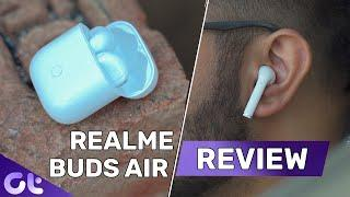 Realme Buds Air Review After 15 Days | Best Wireless Earbuds Under 5,000? | Guiding Tech