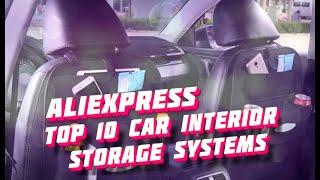 ALIETOP  - TOP 10 CAR INTERIOR STORAGE SYSTEM - BEST PRODUCTS 2021