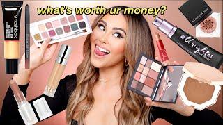 what's worth YOUR money? BEST HIGH END MAKEUP OF 2019! Roxette Arisa