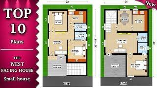 Top 10 West Facing Vastu Plan | 20x30 West Facing House Plan | Home Creators