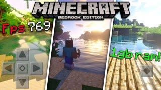 10 No Lag MCPE Shaders For Low End Devices 2021 (1.17+) - Minecraft Pocket Edition