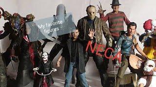 My top 10 favorite horror figures!