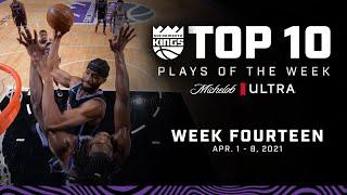 Kings Top 10 Plays of the Week | Week 14