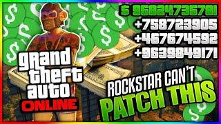 ALL Players Can Do This Solo GTA 5 Online Money Glitch.. (NO REQUIREMENTS) SOLO ONLY  1 STEP