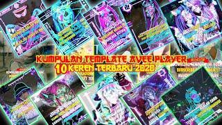 Kumpulan Template Line Art Template Avee Player | Top 10 Template Line Art Free Download