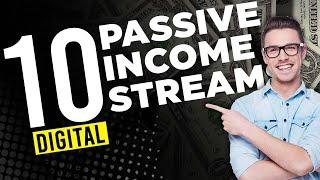 Top 10 Passive Income Ideas for 2021 | Work From Home | Digital Passive Income Streams