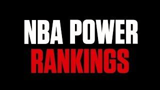 Warriors earn top spot in ESPN's NBA Power Rankings Top 10: Week 13 | ESPN