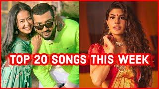 Top 20 Songs This Week Hindi Songs & Punjabi Songs (4 April 2020) | Latest Bollywood Songs 2020