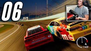 NASCAR Heat 5 - Part 6 - FIRST TOP 10 FINISH!