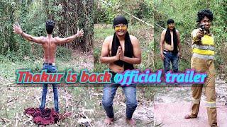 Thakur is back official trailer | by bongup group | #top10 #bongupgroup #kolkata #trailer #movie #10