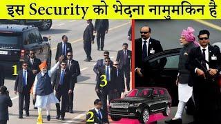 Top 10 Security Features Of PM Narendra Modi | नरेंद्र मोदी की प्रमुख सुरक्षा विशेषताएँ