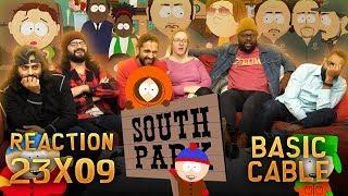 South Park - 23x9 Basic Cable - Group Reaction