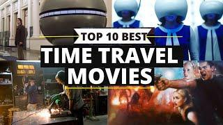 Top 10 Hollywood Time Travel Movies in Hindi | Sci-fi Movies | AK movies point
