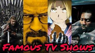 TOP 10 MOST FAMOUS TV SHOWS OF ALL TIME #shorts
