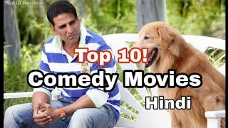 Top 10 Best Bollywood Hindi Comedy Movies all time hits | Akshay Kumar Comedy Movies | Top10 Koustav