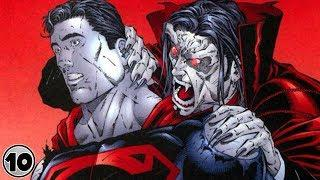 Top 10 Superheroes Who Became Vampires