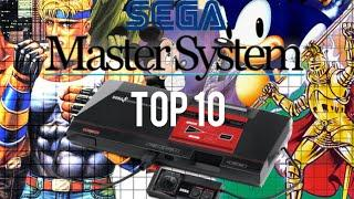 Top 10 Best Sega Master System Games Of All Time
