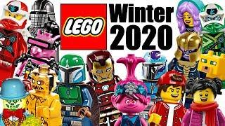 Top 50 Most Wanted LEGO Sets of Winter 2020!