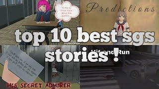 top 10 best school girls simulator stories (in my opinion)