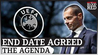 The Agenda: UEFA decision may give Liverpool chance to win Premier League title