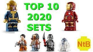 TOP 10 LEGO 2020 WINTER SETS