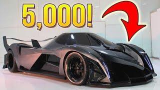 दुनिया की टॉप 10 सबसे तेज कार - Top 10 fastest car in the world