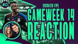 FPL GAMEWEEK 14 REVIEW - CHELSEA GET HAMMERED! | FPL Family | Fantasy Premier League |