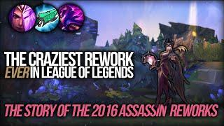 The Most Interesting Rework Ever In League of Legends | A League of Legends Movie