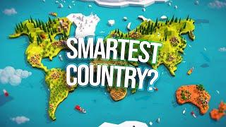 the smartest country in the world