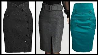 Top 50+ classy Office wear pencil skirts design ideas for business women 2k20.