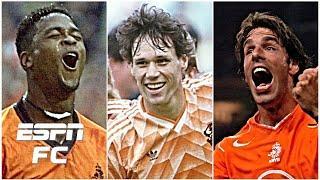 Best Dutch striker of all time: Kluivert, Van Basten or Van Nistelrooy? | Extra Time