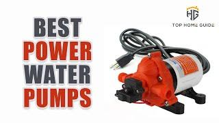 ▶️Power Water Pumps: Top 10 Best Power Water Pumps For 2020 - [ Buying Guide ]