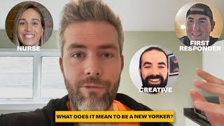 New Yorkers on the Frontline of COVID-19 | Ryan Serhant Vlog #109