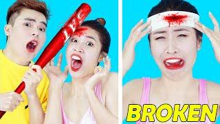 TRY NOT TO LAUGH | Funny Relationship Prank! Couple Pranks & Hacks For Girls | FUNNY FRIENDS PRANKS!