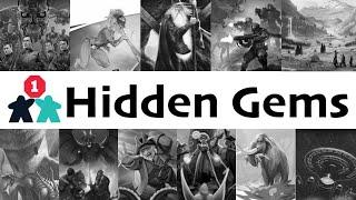 Top 10 Hidden Gems | With Colin