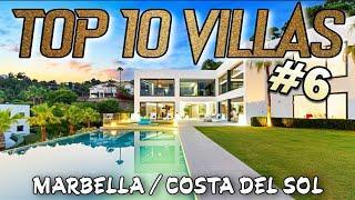 TOP 10 CASAS DE LUJO en la Costa del Sol 2020 / Marbella - Benahavís / Parte 6
