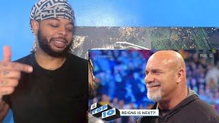 WWE Top 10 Friday Night SmackDown moments: Feb. 28, 2020 | Reaction