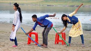 New Top Funny Comedy Video 2020_Try Not To Laugh_Episode 132_By Maha Fun Tv