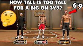HOW TALL IS TOO TALL FOR A BIG IN STAGE 3V3? HOW 3 GUARDS COULD BECOME META IN 3s!