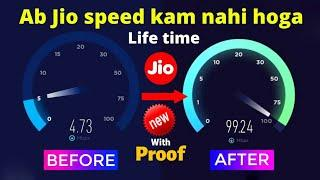 Jio APN Setting | JIO Internet Speed Kaise Badhaye | Jio NETWORK Problem | Increase Jio NET SPEED