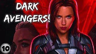 Top 10 Black Widow Fan Theories