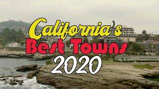 The 10 BEST PLACES to Live in CALIFORNIA for 2020