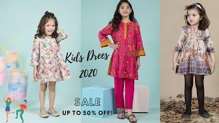 Top Newest Kids Summer Casual dresses Designs | 2020 Summer Collection For Baby Girls | Kids store