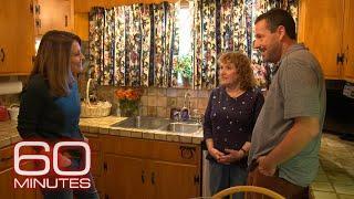 60 Minutes goes inside Adam Sandler's childhood home