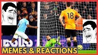 Wolves vs Man City MEMES & Reactions post match analysis highlights Wolverhampton vs Manchester City