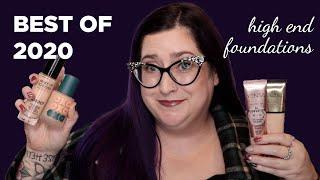 BEST HIGH END FOUNDATIONS OF 2020 | Dry Skin