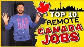 TOP 10 HIGH DEMAND JOBS IN CANADA