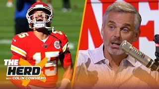 Herd Hierarchy: Colin Cowherd's Top 10 NFL heading into Week 12: No.1 Kansas City Chiefs | THE HERD