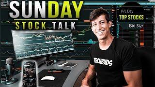 TOP 10 JANUARY STOCKS | SUNDAY STOCK TALK