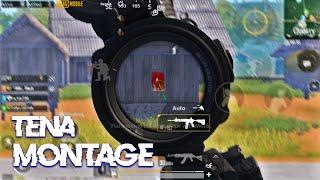 PUBG Mobile MONTAGE | 5 Fingers Claw + Gyro | Highlights